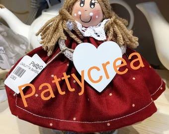 Doll Charlotte Pattycrea
