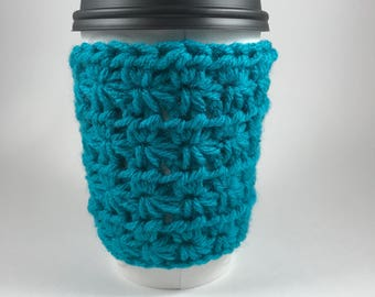 Coffee cozy, Coffee Sleeve, Drink Sleeve, Crochet Cozy, Starbucks sleeve