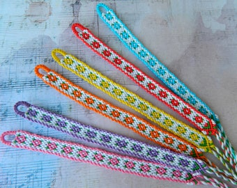 Friendship Bracelet , Handmade Friendship Bracelet, Фенечка, Macrame bracelet, bookmark, pulsera bracelet, Freundschaftsarmband