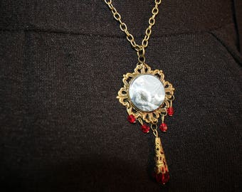 "Necklace for the challenge of September ""Family"""