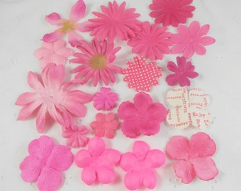 Prima paper flowers pink and green assortment no 239 got flowers prima paper flowers pink assortment no 310 got flowers supply scrapbooking prima flower mulberry paper flowers sampler floral card supplies mightylinksfo