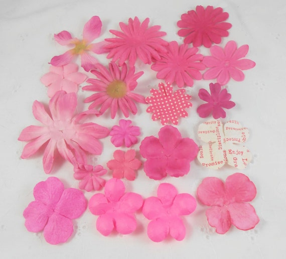 Prima paper flowers pink assortment no 310 got flowers supply prima paper flowers pink assortment no 310 got flowers supply scrapbooking prima flower mulberry paper flowers sampler floral card supplies from mightylinksfo