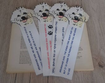 Spearshake bookmarkers