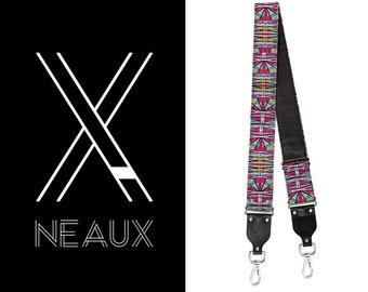 Vintage style BAG strap by NEAUX - LA Ville Rose