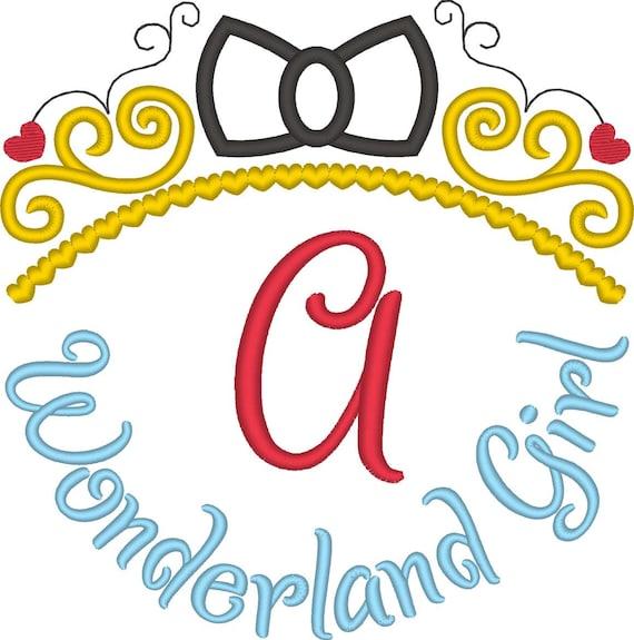 SAMPLE SALE, Alice in Wonderland Inspired Shirt - Alice Birthday Shirt - Disney Vacation - Disney Princess Birthday