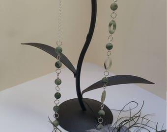 sautoir en perles