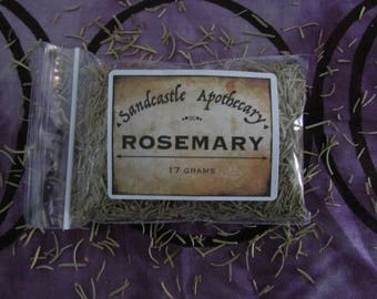 Rosemary - Herbs - Witchcraft Supplies