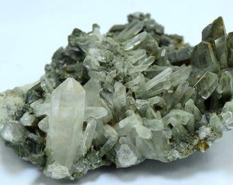 118 Gram Top Quality Undamaged Cholaine Quartz Specimen From Pakistan -81*30*60 mm