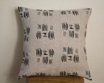Decorative Pillow, Throw Pillow, Pillow Cover - True Linen