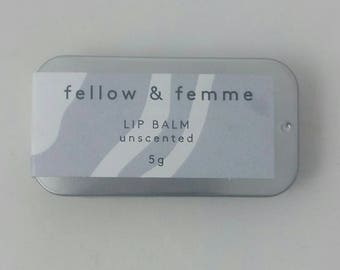 Lip Balm - Unscented