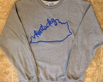 Kentucky Crew Neck Sweatshirt