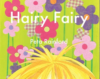 Colourful rhyming picture book, signed with personalised dedication from author. Perfect gift for 3-8 years. Empowering message for girls.