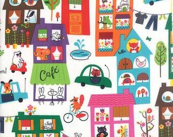 Hello Friend by Abi Hall for Moda Fabrics, Kids fabric