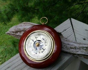 Precision Barometer Made in West Germany