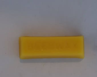 1oz Beeswax Block (Pack of 6)