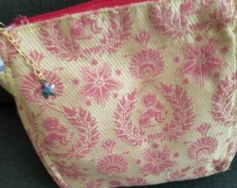 Sun Lion Cosmetic Bag