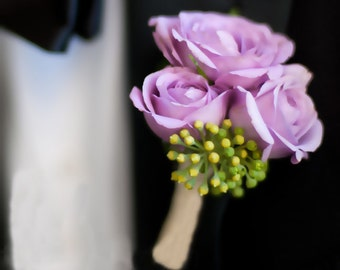 rose wedding boutonniere,rustic bridesmaid,bridal flowers