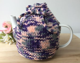 The Pinks and the Greys Tea Cosy/Tea Cozy/Gift idea/Grandma/Homewares