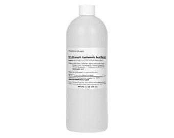 Bulk 60% Hyaluronic Acid Matrixyl 3000 Serum 1 Gallon