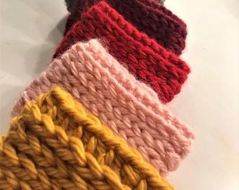 Cute Crochet Coffee Cozy