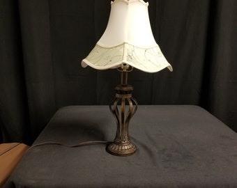 Metal Table lamp, Modernish Lamp