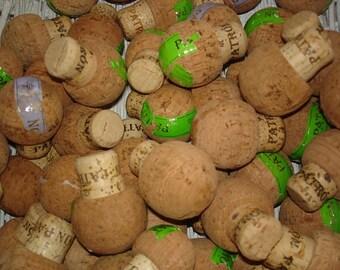 50 PATRON 750ML Tequila Corks- 100% PATRON cork, Real Patron Corks