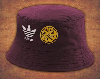 The Stone Roses Lemon Hat 25 yrs-navy-black-burgundy-