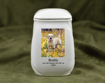 Mini Cremation Urn for Pets Ashes -