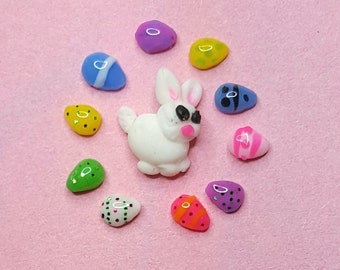 Nail charms Easter set #1