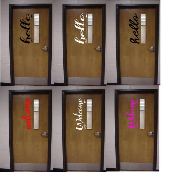 classroom door. Classroom Door I