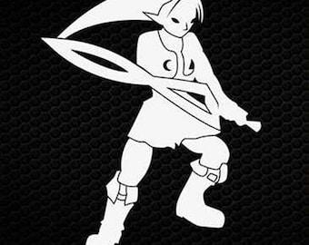 Legend of Zelda Fierce Link