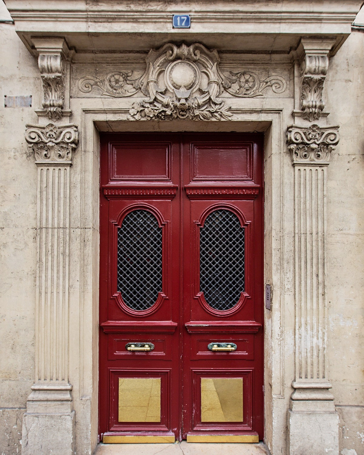 Door Photography Red Door Photography Paris Decor Paris