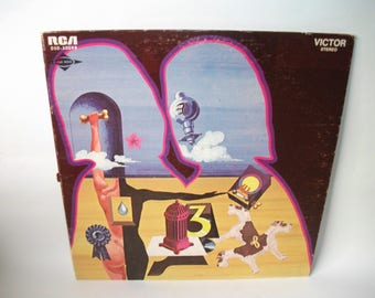 Three Dog Night Golden Bisquits Vinyl Record album