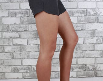 Lightweight running shorts with built in underwear and zippered pocket - Zola