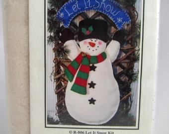 snowman decorations etsy