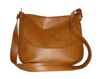 5598, leather crossbody bag brown, leather hobo bag brown, messenger bag brown, brown hobo bag, brown leather crossbody bag, brown hobo