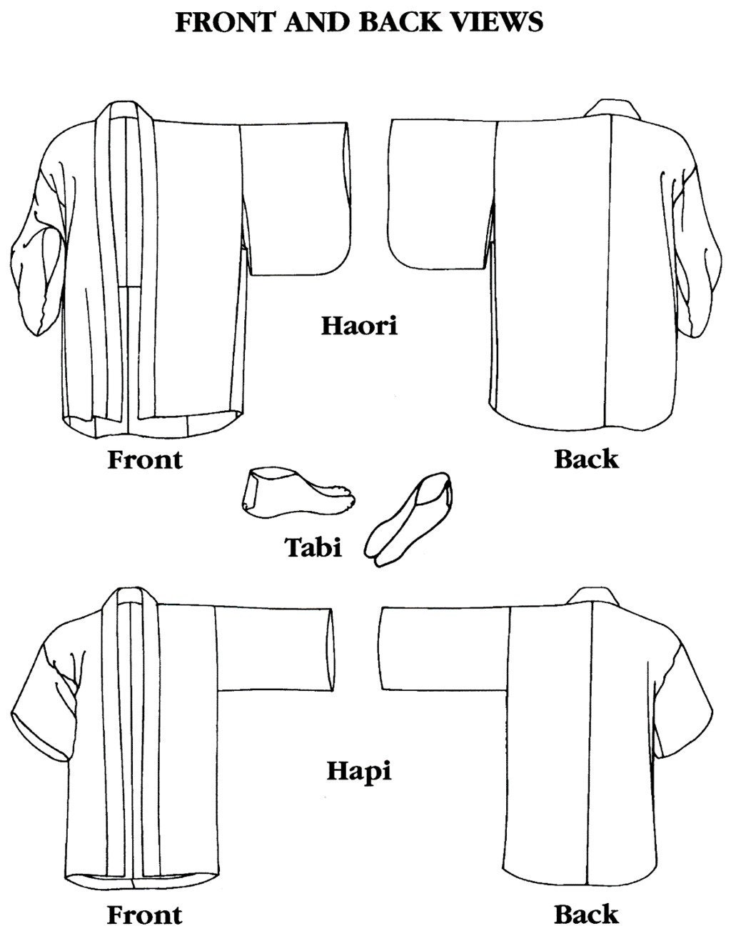 Outstanding Haori Sewing Pattern Ideas - Easy Scarf Knitting ...