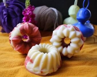 Paulette: almond milk and ylang ylang