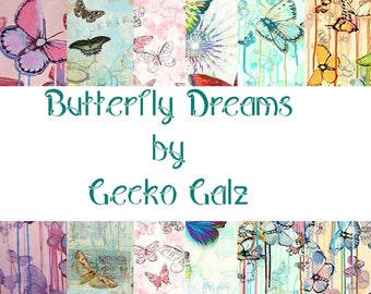 Butterfly Dreams Mini Paper Pack