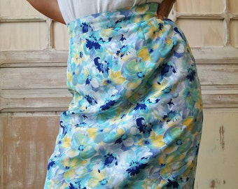 Vintage 90's pencil skirt