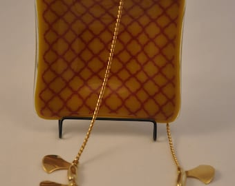 1980's Gold Necklace