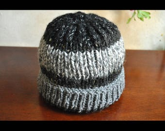 Alpine Mountains Beanie for Guys or Gals by Ginger