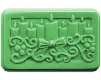 Holiday Lights Soap Mold