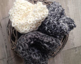 ON SALE Knit Thin and thick mini blanket/basket stuffer/bump blanket/Newborn Photography Props photo prop/layering piece/preorder