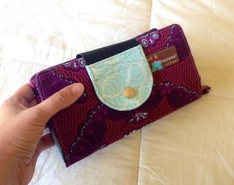 Zipper Cash Envelope Wallet System Dave Ramsey