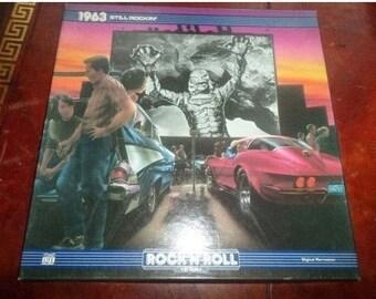 Vintage Vinyl LP Time Life Record Set 1963 Still Rockin The Rock N Roll Era Mint Condition
