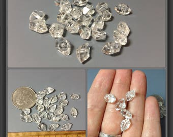 Herkimer crystals/ by piece