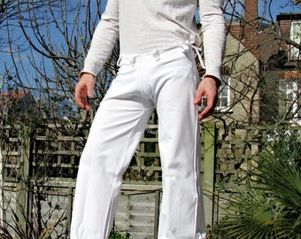 First Class Capoeira trousers pants choice of colors and designs.