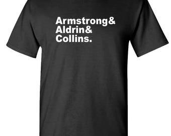 ASTRONAUTS - t-shirt short or long sleeve your choice!