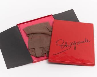 schiaparelli nylon stockings vintage 1950s • Revival Vintage Boutique